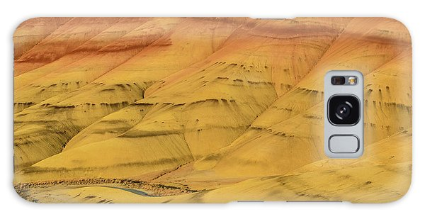 Painted Hills Galaxy Case