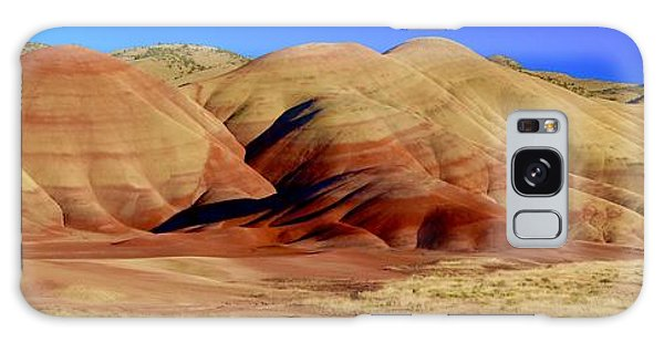 Painted Hills Pano Galaxy Case
