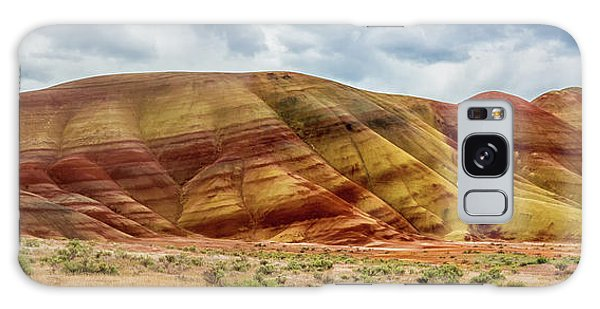 Painted Hills Panorama 2 Galaxy Case