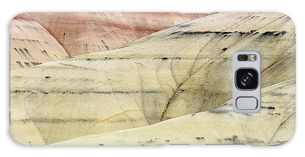 Painted Hills Ridge Galaxy Case by Greg Nyquist