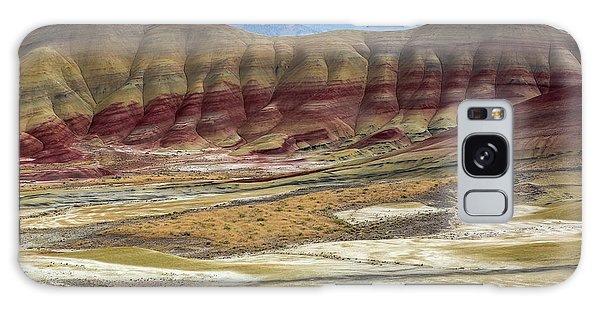 Painted Hills View From Overlook Galaxy Case