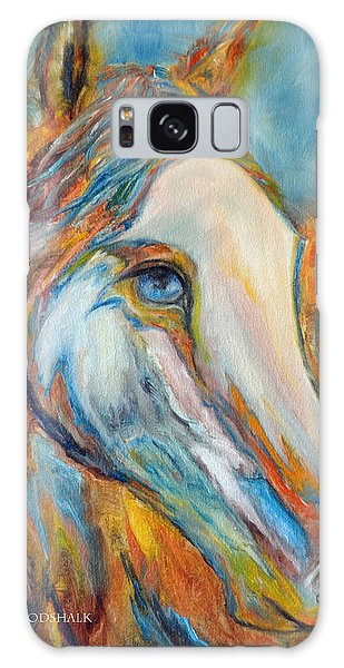 Painted Horse Sensation Galaxy Case