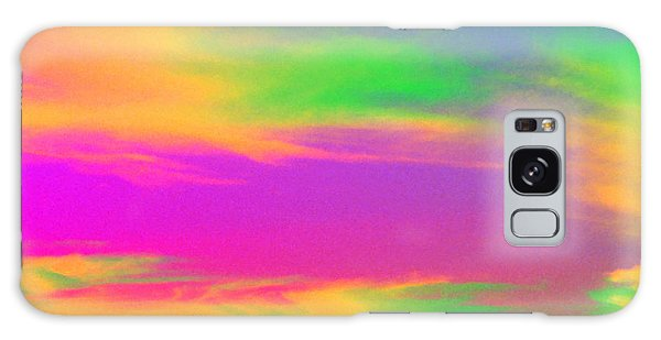 Painted Sky - Abstract Galaxy Case