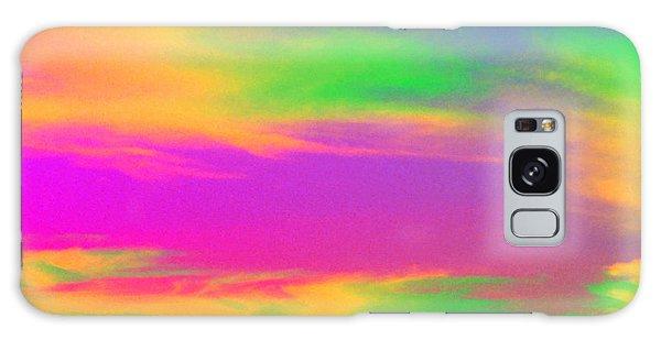 Painted Sky Galaxy Case by Linda Hollis
