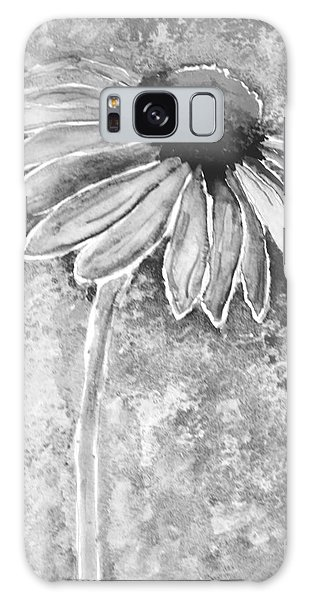 Galaxy Case featuring the painting Painting Cone Flower 8615e by Mas Art Studio