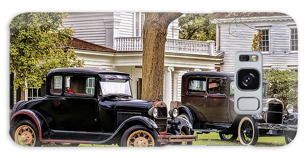 Pair Of Ford Model A  Galaxy Case