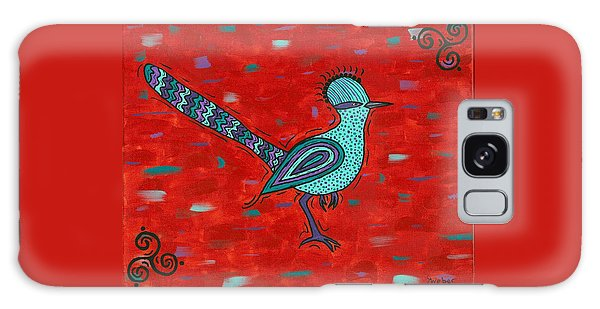 Paisano Petra - Roadrunner Galaxy Case by Susie WEBER