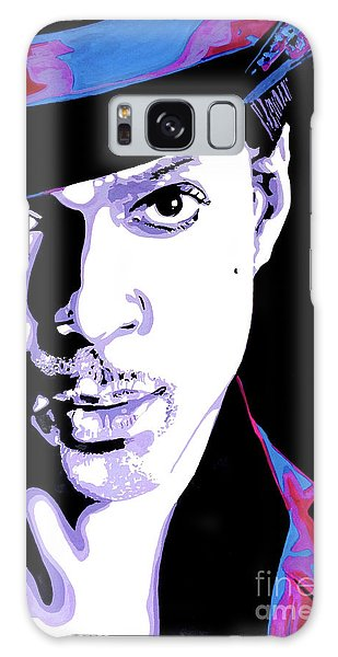Paisley Park Galaxy Case