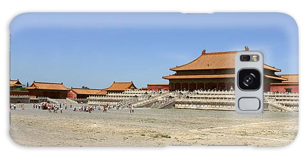 People's Republic Of China Galaxy Case - Palace Area Of The Forbidden City by Panoramic Images
