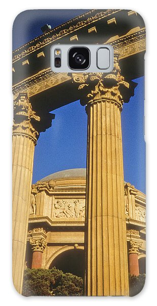 Palace Of Fine Arts, San Francisco Galaxy Case