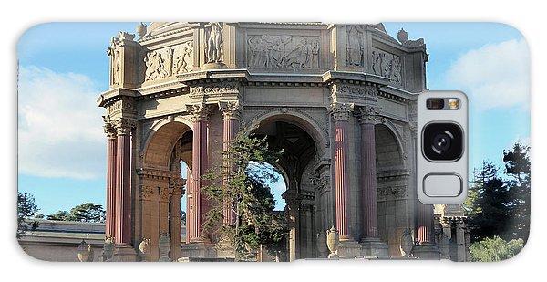 Palace Of Fine Arts Galaxy Case