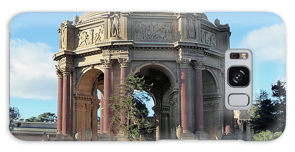 Palace Of Fine Arts Galaxy Case