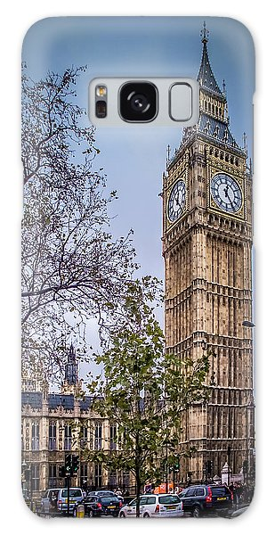 Palace Of Westminster London Galaxy Case