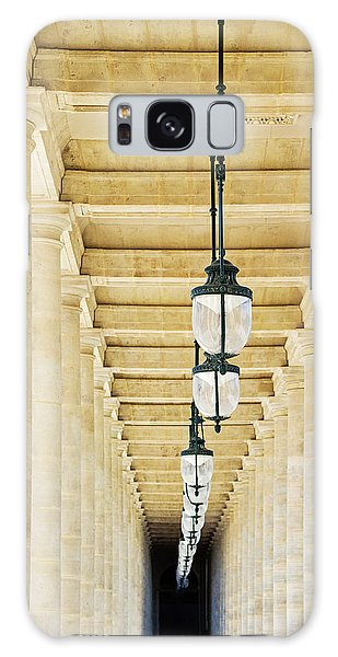 Palais-royal Arcade - Paris, France Galaxy Case