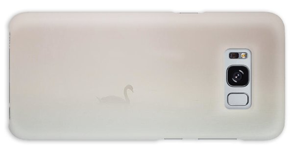 Pale Outline In The Fog Galaxy Case