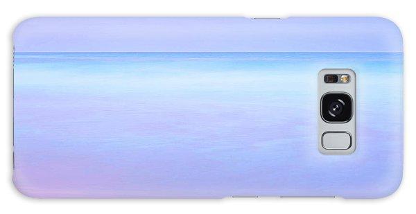 Tides Galaxy Case - Palette Of Paradise by Az Jackson