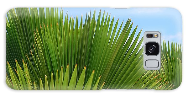 Palm Fans Galaxy Case