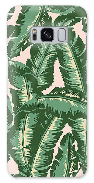 Palm Print Galaxy Case by Lauren Amelia Hughes