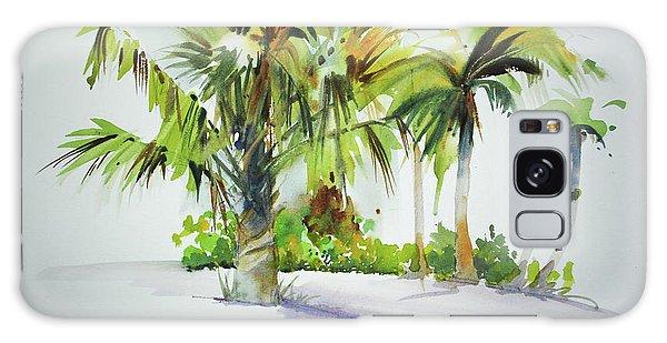 Palm Sunday Galaxy Case