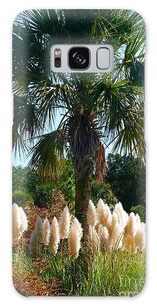 Palmetto Tree  Galaxy Case
