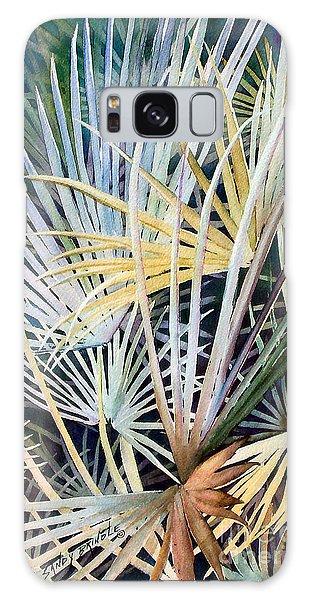 Palms   Original Galaxy Case