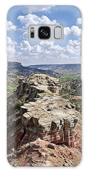 Palo Duro Canyon Galaxy Case