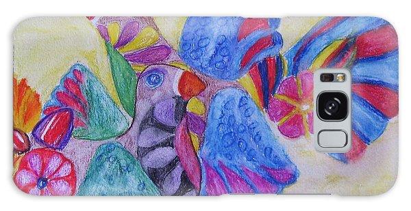 Palomas - Gifted Galaxy Case by Judith Espinoza