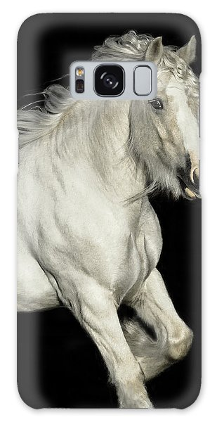 Palomino Portrait Galaxy Case