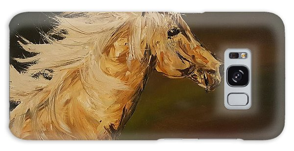 Palomino Running Wild                     85 Galaxy Case