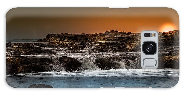 Palos Verdes Coast Galaxy Case