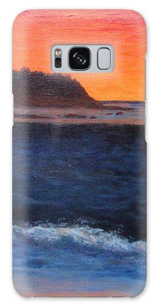 Palos Verdes Sunset Galaxy Case by Jamie Frier