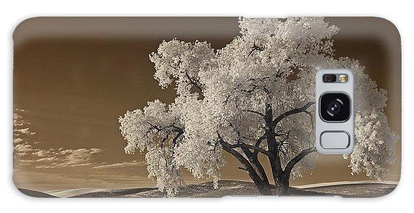 Galaxy Case featuring the photograph Palouse by Bob Cournoyer