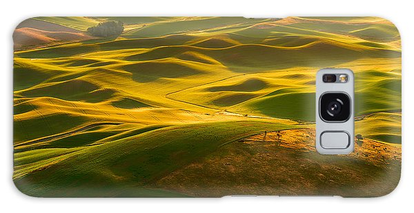 Palouse Swells Galaxy Case