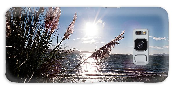 Pampas By The Sea Galaxy Case