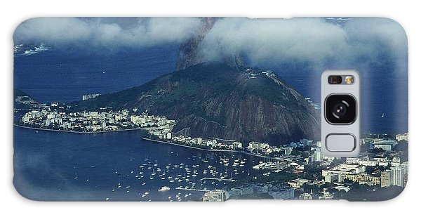 Pan De Azucar - Rio De Janeiro Galaxy Case