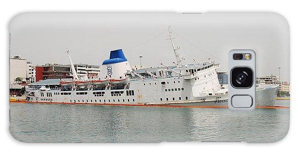 Panagia Tinou Ferry Sinking In Athens Galaxy Case