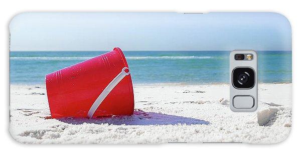 Panama Beach Florida Sandy Beach Galaxy Case