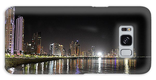 Panama City Night Galaxy Case