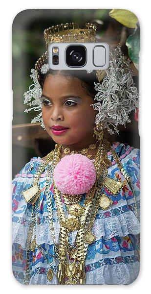 Panamanian Queen Of The Parade Galaxy Case