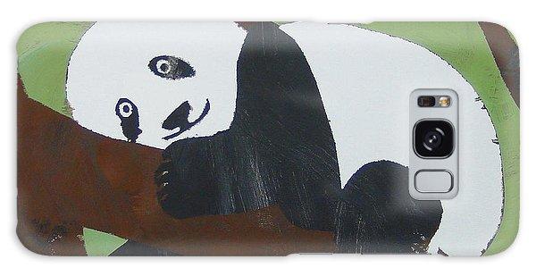 Panda Baby Galaxy Case