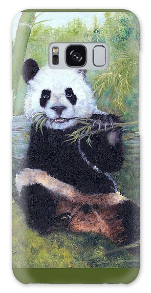 Panda Buffet Galaxy Case
