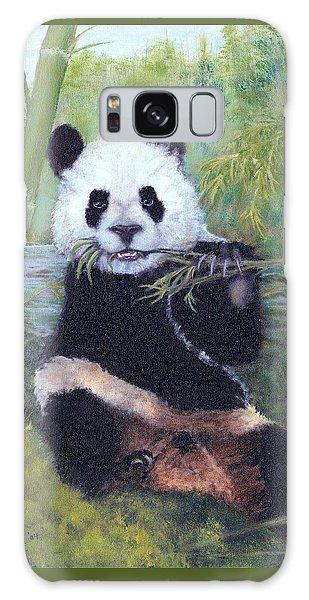 Panda Buffet Galaxy Case