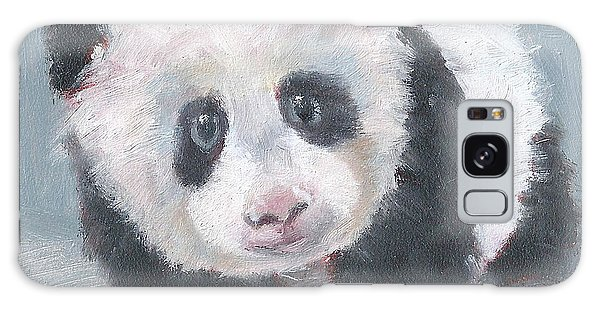 Panda For Panda Galaxy Case