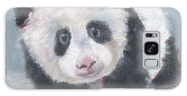 Panda For Panda Galaxy Case by Jessmyne Stephenson