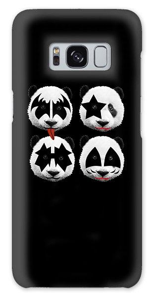 Panda Kiss  Galaxy Case