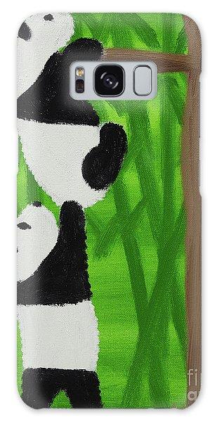 Pandas Galaxy Case
