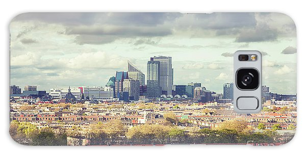 panorama of the Hague modern city Galaxy Case