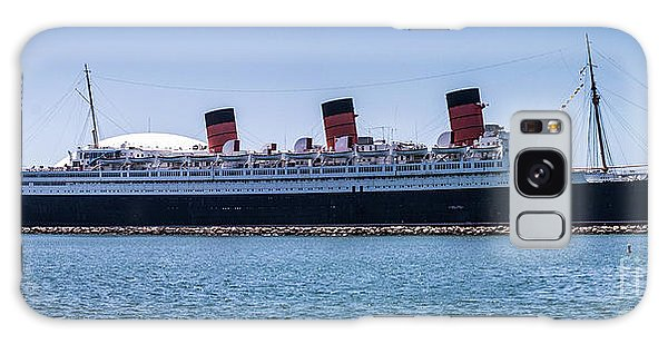Panorama Of The Queen Mary Galaxy Case