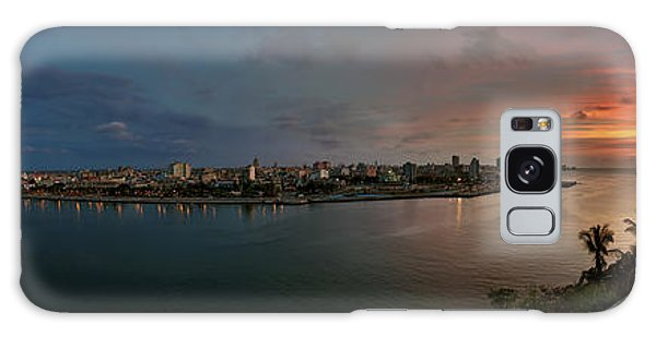 Panoramic View Of Havana From La Cabana. Cuba Galaxy Case