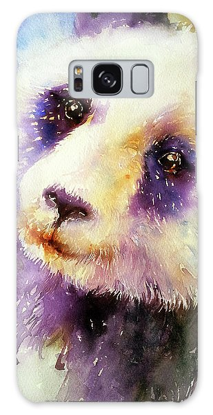 Pansy The Giant Panda Galaxy Case